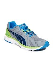 Puma Men Grey Faas 600 S Sports Shoes