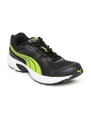 Puma Men Black Kuris II Ind Running Shoes
