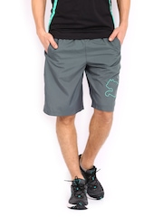 Puma Men Grey Shorts