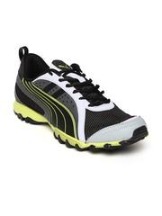 Puma Men Grey Sienna DP Running Shoes