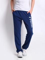 Puma Men Blue Lounge Pants