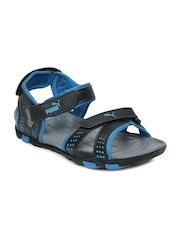 Puma Men Black Marcus Sports Sandals