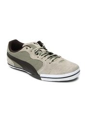 Men Mushroom Brown Esito Vulc Sala Casual Shoes Puma