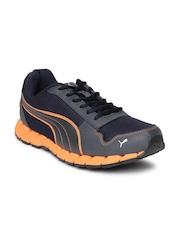 Puma Men Navy Kevler DP Casual Shoes