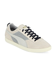 Puma Men Off-White Ansbach Lo Casual Shoes