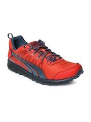 Puma Men Orange Faas 300 TR Running Shoes