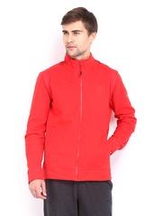 Puma Men Red Ferrari Sweat Jacket