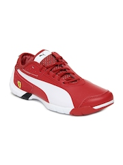 Puma Men Red Future Cat SL SF NM Sports Shoes