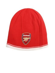 Puma Men Red Reversible Beanie