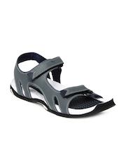 Puma Men Grey Jamey DP Sports Sandals