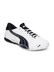 Puma Men White Lumeia Sports Shoes