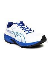 PUMA Men White Atom Fashion DP Running Shoes