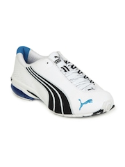 Puma Men Jago Ripstop White Sports Shoes