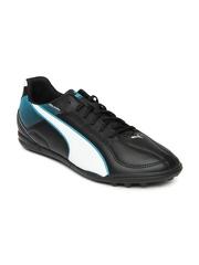 Puma Men Black Esquadra TT Football Shoes