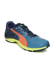 Puma Men Blue Mobium Elite v2 Sports Shoes