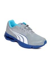 Puma Men Grey Braca V2 Sports Shoes