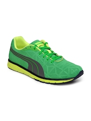 Puma Men Green Narita V2 Sports Shoes