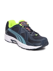 Puma Men Navy Axis V3 Ind Sports Shoes