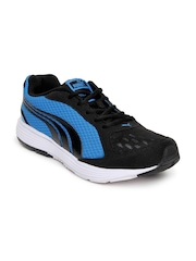 Puma Men Blue & Black Descendant Ind Sports Shoes