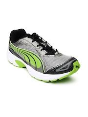 Puma Men Grey Cruz Ind Training Shoes