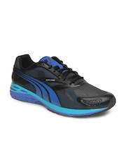 Puma Men Black Bioweb Speed Sports Shoes