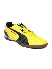 Puma Men Yellow & Black Universal IT Training Shoes