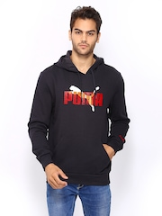 Puma Men Navy Sweatshirt