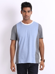 Puma Men Blue Melange InCycle T-shirt