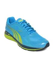 Puma Men Blue Bioweb Speed Running Shoes
