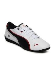 Puma Men White BMW MS Drift Cat 6 Casual Shoes