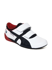 Puma Men White BMW Motorsport Nyter 2 Casual Shoes