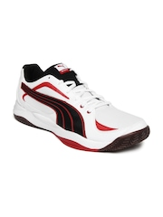 Puma Men White Ballesta Sports Shoes