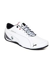 Puma Men White Drift Cat 5 BMW NM Sports Shoes