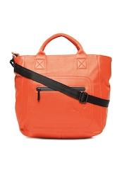 Puma Orange Allure Handbag