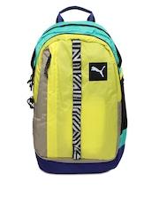 Puma Unisex Multi-Coloured PY Fresh Backpack