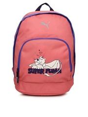 Puma Kids Pink Primary Backpack