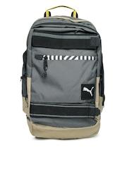 Puma Unisex Grey Blaze Backpack