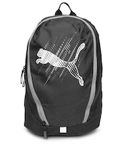 Puma Kids Black Backpack