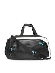 Puma Unisex Black King Medium Duffle Bag