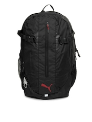 Puma Unisex Black Apex Backpack