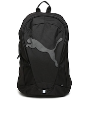 Puma Unisex Black Backpack
