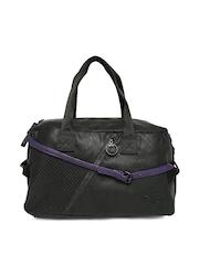 Puma Black Hazard Handbag