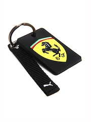 Puma Unisex Black Key Chain