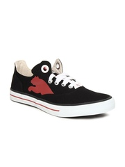 Puma Unisex Black Limnos CAT DP Casual Shoes