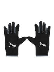 Puma Unisex Black Performance Gloves