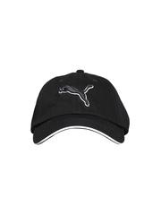 Puma Unisex Black Cap