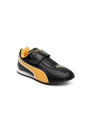 Puma Kids Black Wiki Jr Dp Casual Shoes