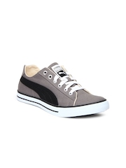 PUMA Unisex Grey Hip Hop III Ind. Casual Shoes