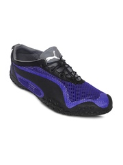 Puma Unisex Purple & Black Mar Mostro Water Shoes