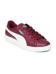 Puma Kids Archive Lite L Jr Dark Pink Casual Shoes